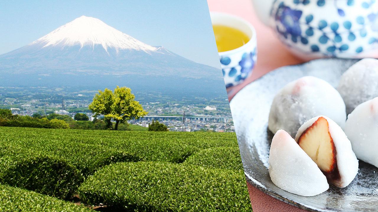いちごの里、静岡のいちご大福