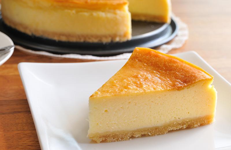 お取り寄せに最適!人気のベイクドチーズケーキ