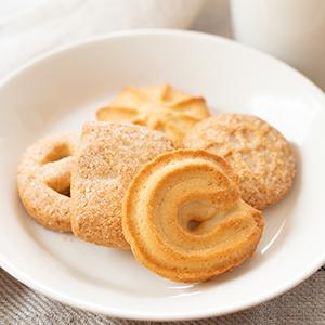ホワイトデーに人気のお菓子クッキー画像