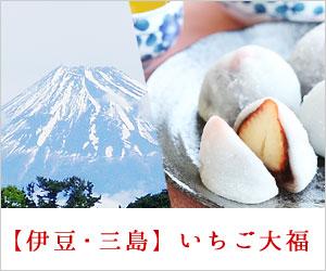 【保存版】伊豆、三島のいちご大福 人気・おすすめ7選 【うめぇら~】